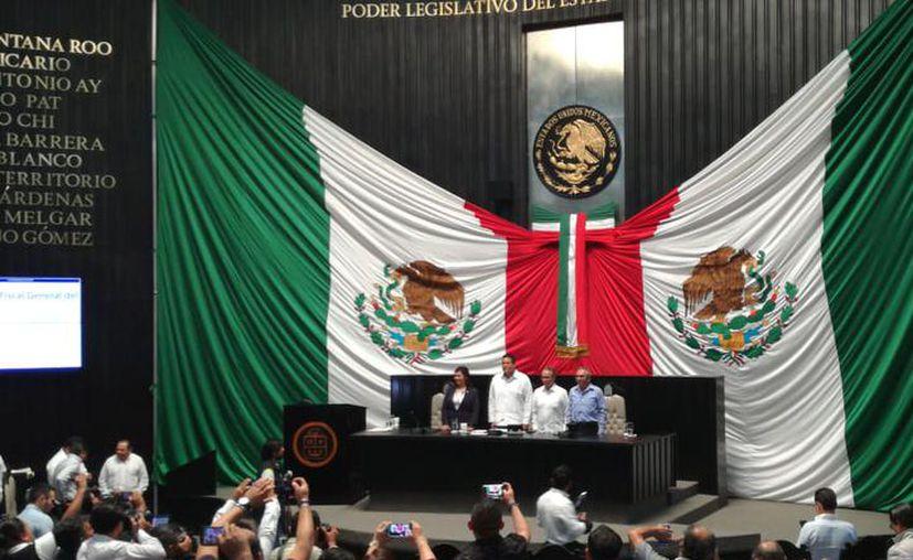 El nuevo fiscal del estado recientemente fue elegido.  (Paola Chiomante/SIPSE)