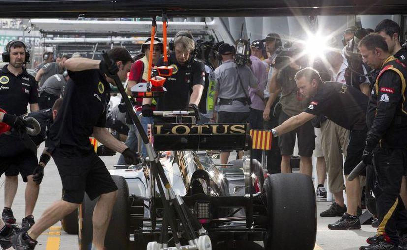 Raikkonen ganó la semana pasada en el Gran Premio de Australia. (Foto: Agencias)