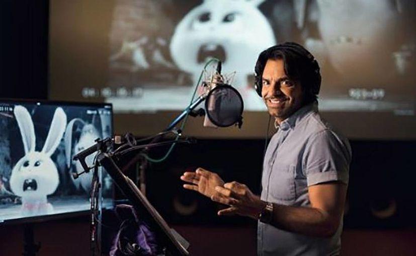 Eugenio Derbez da voz a Snowball en 'La vida secreta de tus mascotas'. (pymovie.tv)