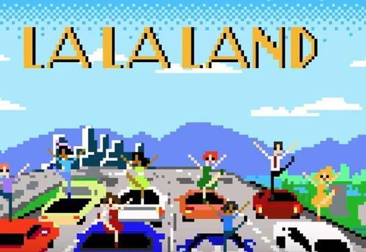 'La La Land' versión videojuego es una creación de 8-Bit Cinema. (Captura de pantalla/ Youtube)