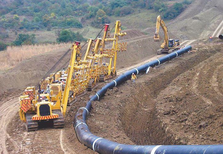 Tres de los gasoductos partirán desde sitios de los Estados Unidos. (Imagen de referencia/elhorizonte.mx)