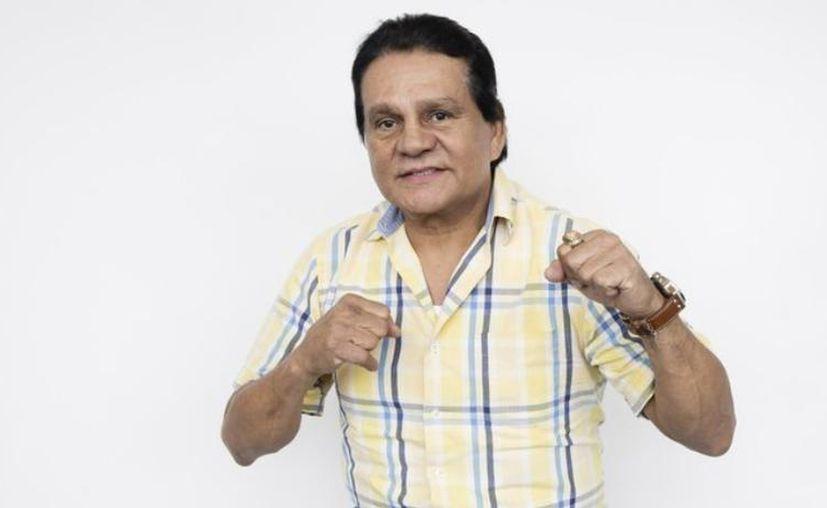 """Roberto """"Manos de Piedra"""" Durán, de 69 años, salió airoso de la batalla contra la enfermedad. (Foto: AP)"""