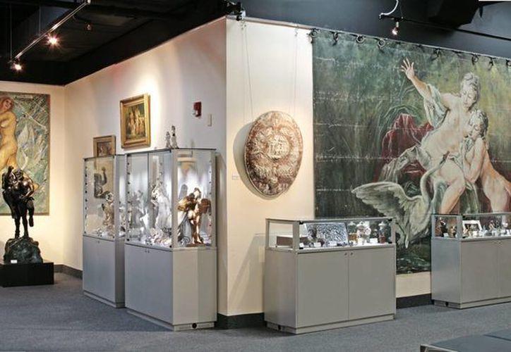 El WOAM de Miami Beach cuenta con una colección de objetos eróticos 'sin precedentes'. (EFE)