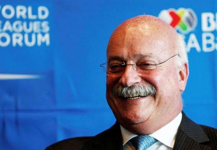 Enrique Bonilla, presidente de la Liga MX destacó que la organización este proyecto quedaría como un legado del Mundial. (Excélsior)
