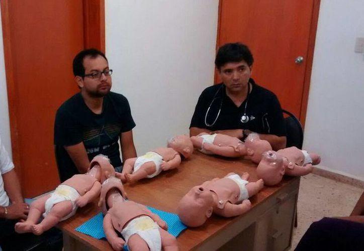 La reanimación cardiopulmonar es un procedimiento de emergencia para salvar vidas. (Redacción/SIPSE)