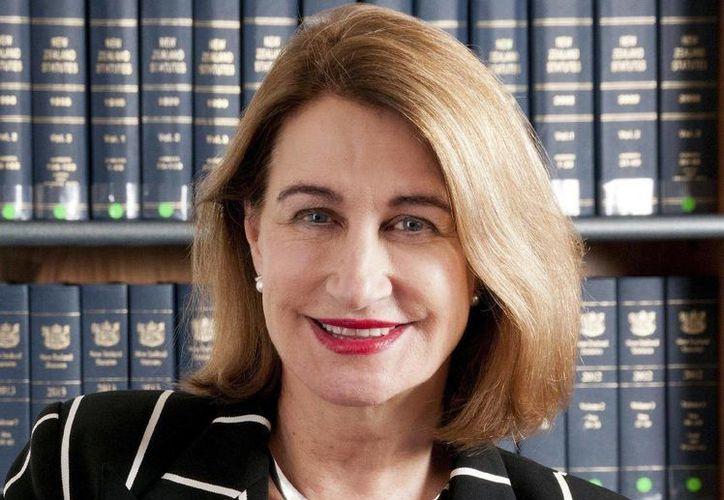 Fotografía de archivo de la jueza británica Lowell Goddard, quien dijo estar impactada por las revelaciones sobre abusos a menores. (Agencias)