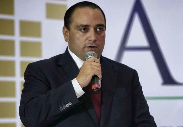 El ex gobernador está acusado por el delito de operaciones con recursos de procedencia ilícita. (Sergio Orozco/SIPSE)