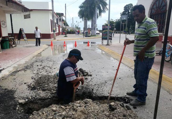 José Luis Soberanis Allen, gerente de la CAPA, indicó que coordinar las acciones de las dos dependencias resulta difícil. (Javier Ortiz/SIPSE)