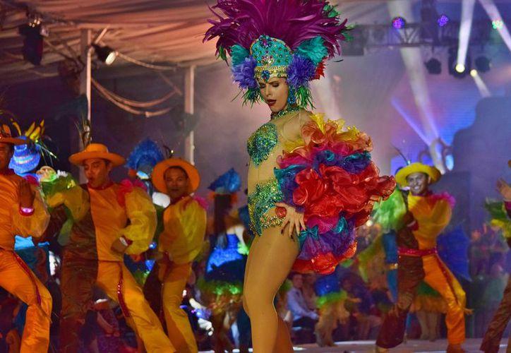 La invitación de este año llegó y se hizo extensiva a los miembros del consejo del carnaval isleño. (Gustavo Villegas/ SIPSE)