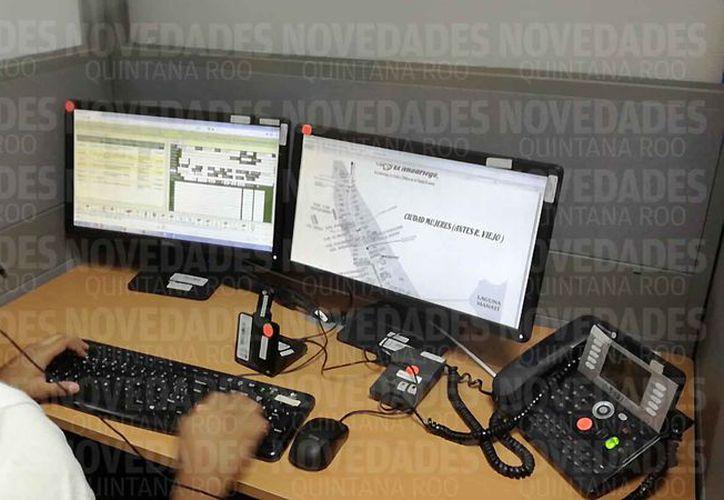 Aplicarán nueva tecnología para atender llamadas de auxilio. (Sergio Orozco/SIPSE)
