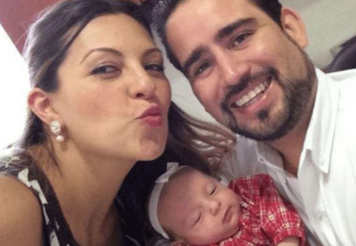 Mariana ya había anunciado en YouTube,  su separación con Patricio de la Peña. (Foto: Internet)