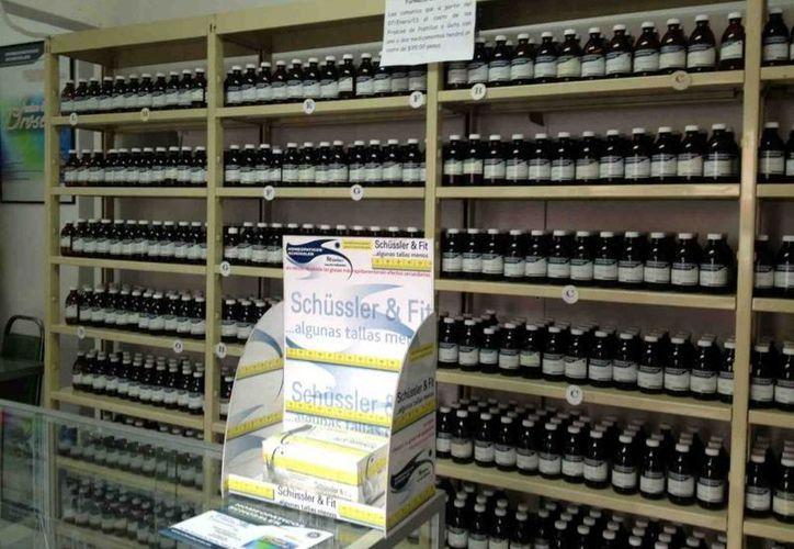 Estos medicamentos sólo podrán expenderse en farmacias homeopáticas. (planetatlalpan.mx)
