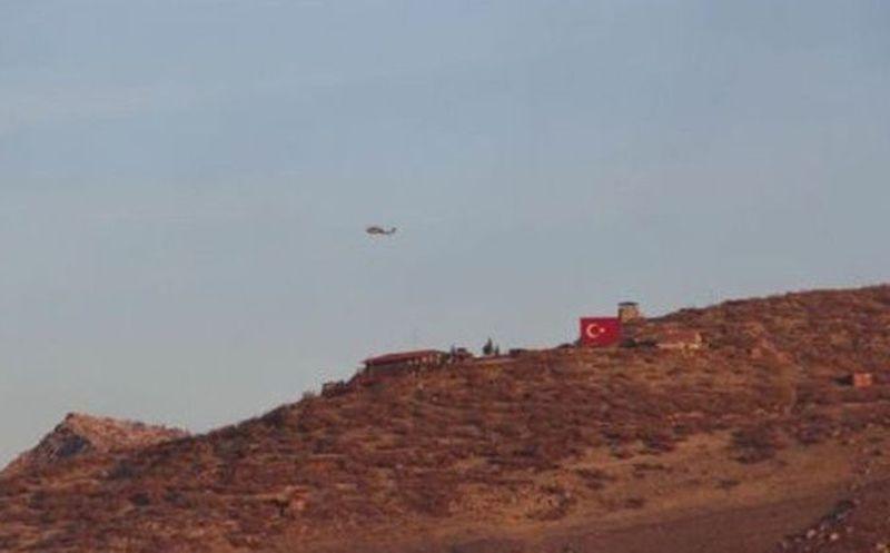 Turquía: Al menos 13 muertos al estrellarse un helicóptero militar