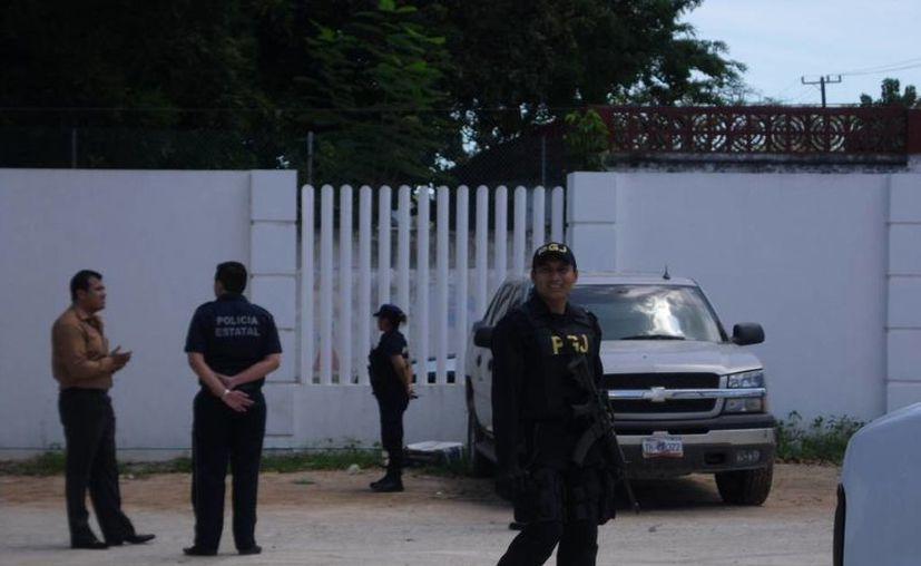 En diciembre del 2011, el Congreso del Estado aprobó la renta de policías estatales. (Archivo/SIPSE)