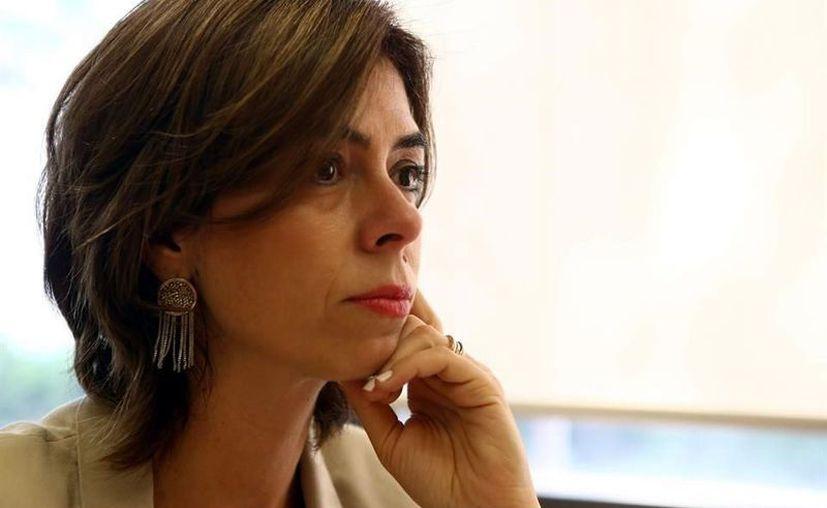 Belén Sanz Luque, Representante de ONU Mujeres en México. (Foto: Archivo Reforma).