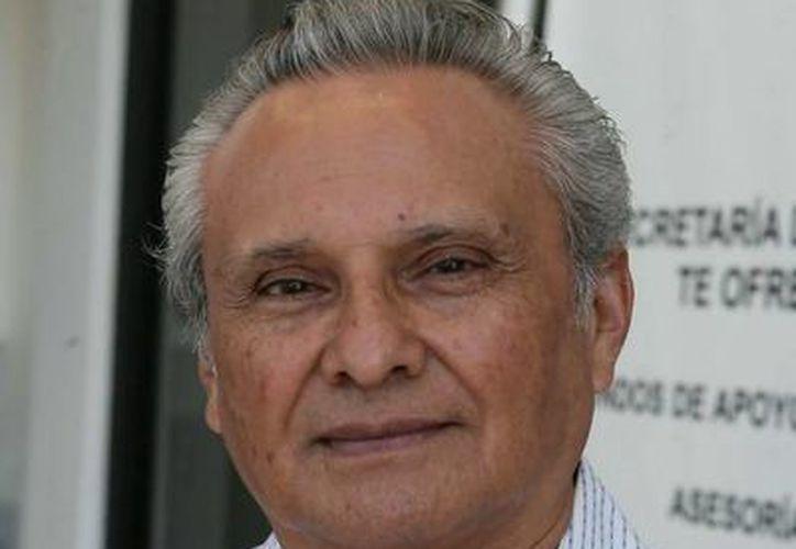 Víctor Alcérreca Sánchez, director general del Consejo Quintanarroense de Ciencia y Tecnología. (Redacción/SIPSE)