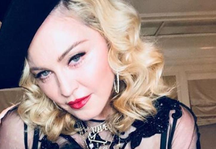 Lourdes Leon sigue la tendencia de no rasurarse las axilas. (Instagram)