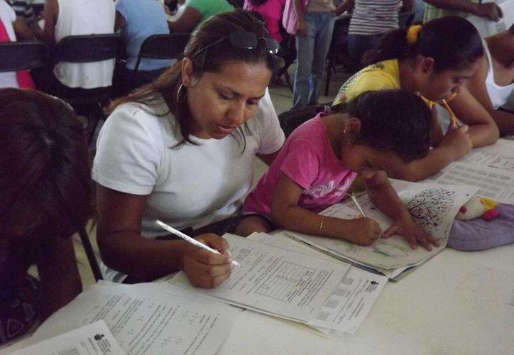 Quintana Roo dispondrá de 88 millones de pesos para combatir el analfabetismo. (Redacción/SIPSE)