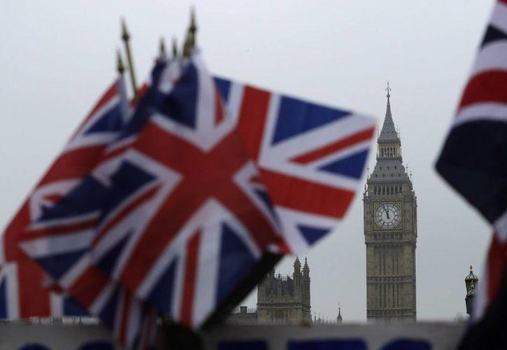 Según el trámite legal previsto, el Reino Unido quedará formalmente fuera de la Unión Europea aproximadamente en 2019. (AP/Matt Dunham)
