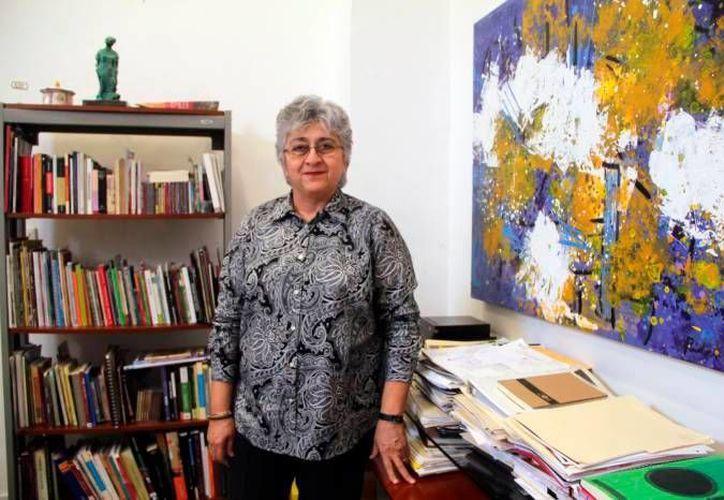 Beatriz Rodríguez Guillermo, directora de la Escuela Superior de Artes de Yucatán, falleció a los 57 años de edad. (Archivo/SIPSE)