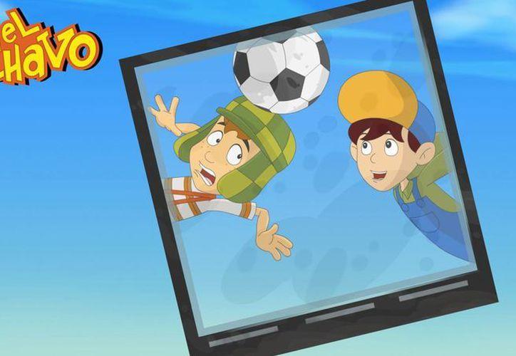 El juego de carreras de El Chavo del Ocho estará disponible este ocho de abril para dispositivos Android. (Archivo/Notimex)