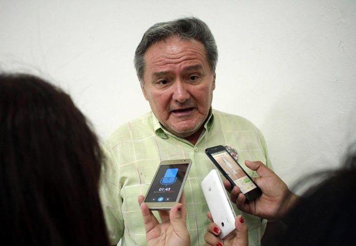 """Roberto Rafael Pinto, fundador de """"La Felicidad Comienza, A.C."""" (Jorge Acosta)"""