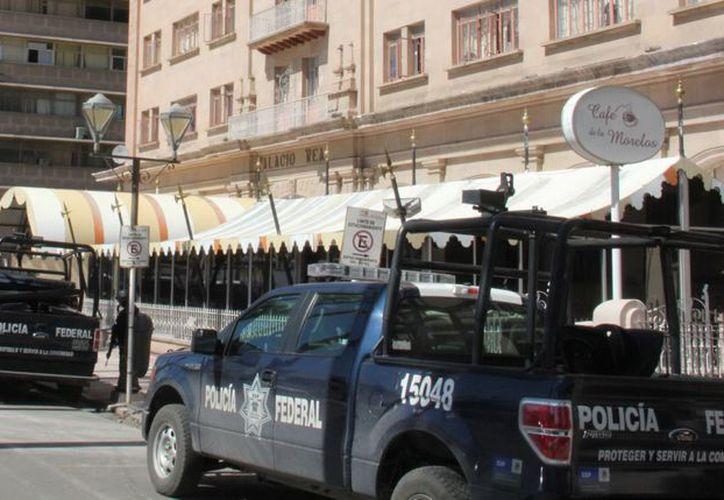 Con la iniciativa de EPN, la Policía Federal quedaría bajo el control de la Secretaría de Gobernación. (Archivo/Notimex)