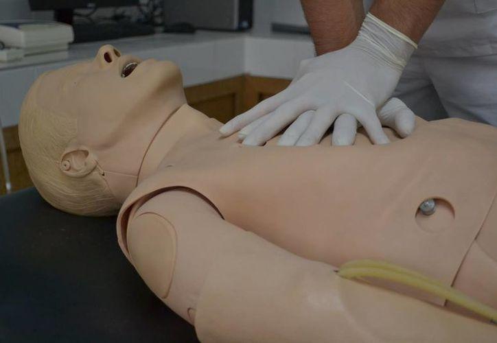 El aparato sólo está disponible en hospitales del estado de Victoria, Australia. (agenciatq.com)