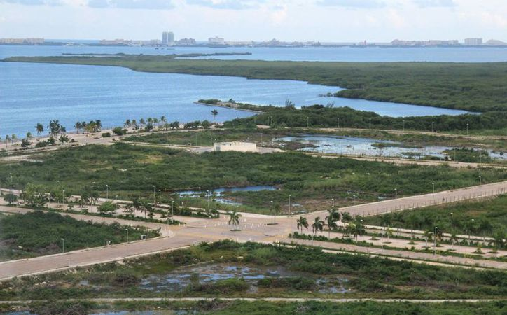 Tratan de frenar los daños irreparables a recursos naturales en Cancún. (Jesús Tijerina/SIPSE)