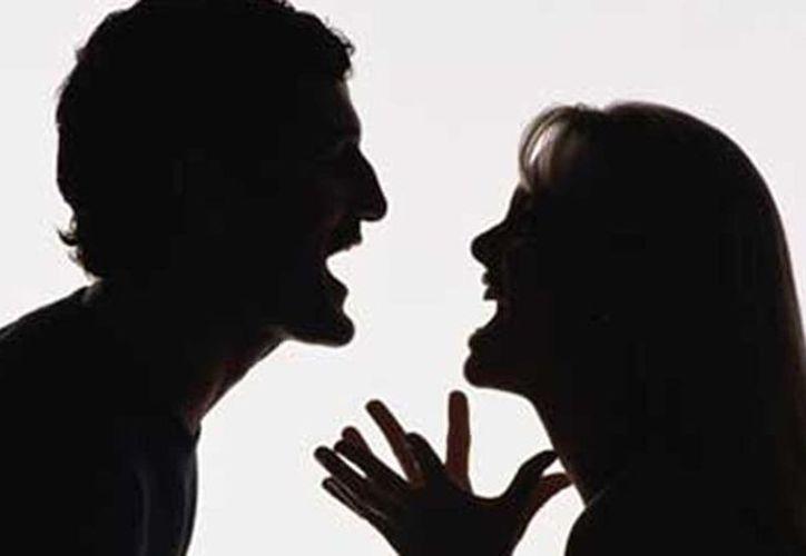 Una relación violenta se transforma en un 'infierno abrumador'. (Contexto/Internet)