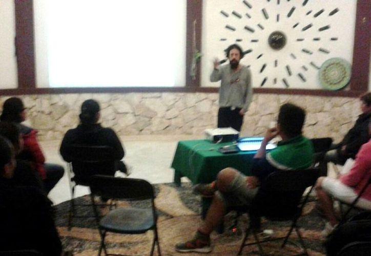 La película fue realizada en Yalcobá y en Cancún, en la lengua maya y español. (Loana Segovia/SIPSE)