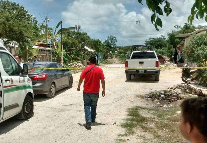 El hombre fue trasladado de emergencia al Hospital General de Cancún. (Redacción/SIPSE)
