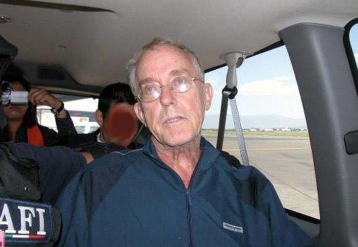 Thomas White estaba preso desde hace 10 años en el penal de Puerto Vallarta. (lajornadajalisco.com)