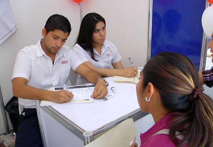 En la Semana del Empleo en Mérida participan 70 empresas. (SIPSE)