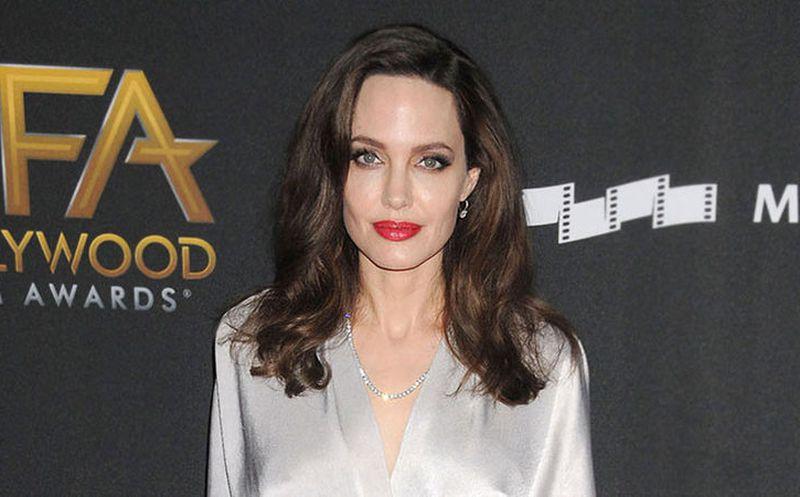 Dicen es la versión zombie de Angelina Jolie