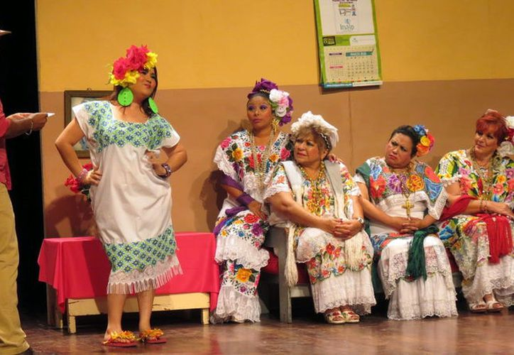 Buscan impulsar el teatro regional dentro de la cultura local. (Foto: Novedades Yucatán)