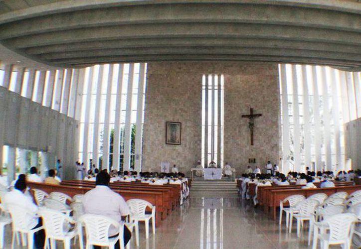 Las iglesias del Estado cuentan con un solo reconocimiento. (Milenio Novedades)
