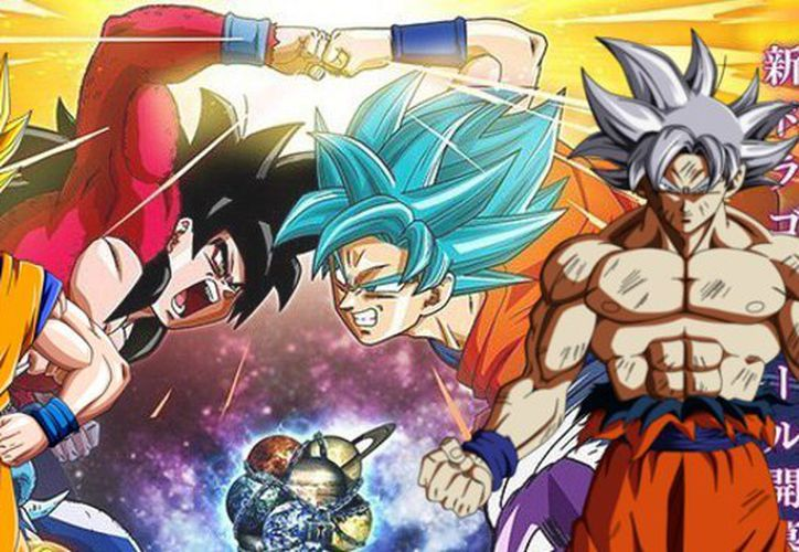 Dragon Ball Heroes es en principio un videojuego estilo arcade que usa como base las cartas. (Foto: Contexto/Internet)