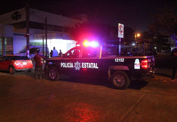 """Un grupo armado entró al hospital para ejecutar a """"El Poncho"""". (Redacción/SIPSE)"""