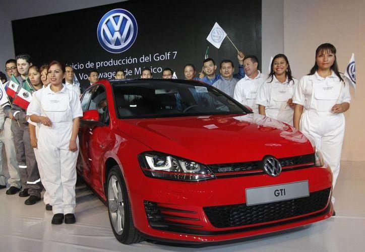 Para la Volskwagen, Puebla tiene un significado muy especial, afirmó Martin Winterkorl, presidente del consejo ejecutivo de la empresa. (Notimex)
