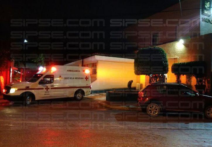 Se registró un intento de asalto sobre la avenida Tulum en la Supermanzana 23. (Redacción/SIPSE).
