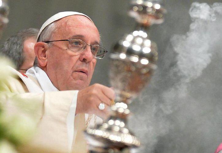 El Papa cree que la situación de abuso sexual por parte de curas católicos es una situación 'muy grave'. (Archivo/EFE)