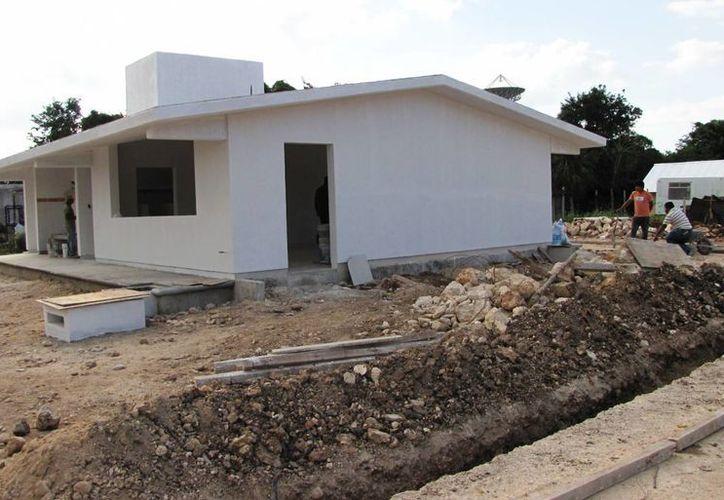 Contemplan invertir 147 millones de pesos en el proyecto. (Harold Alcocer/SIPSE)