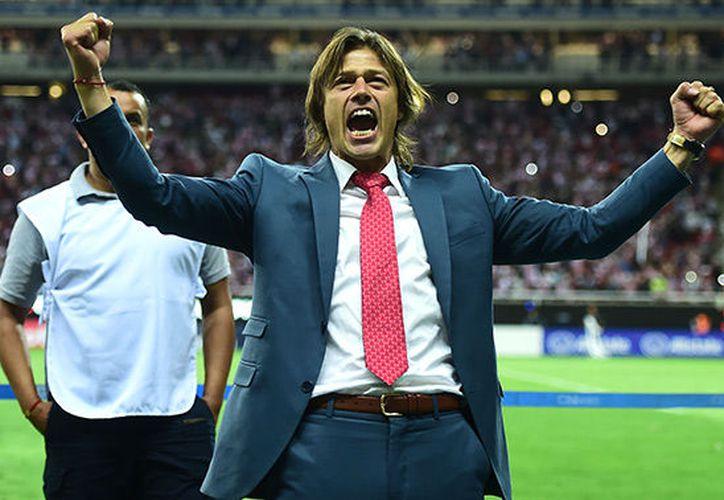 Matías Almeyda, de gran paso con Chivas, es hoy el candidato número 1 a dirigir a la Selección Mexicana (Foto mexsport)