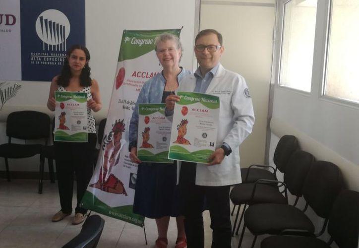 La sede será el Hospital Regional de Alta Especialidad de la Península de Yucatán. (Novedades Yucatán)
