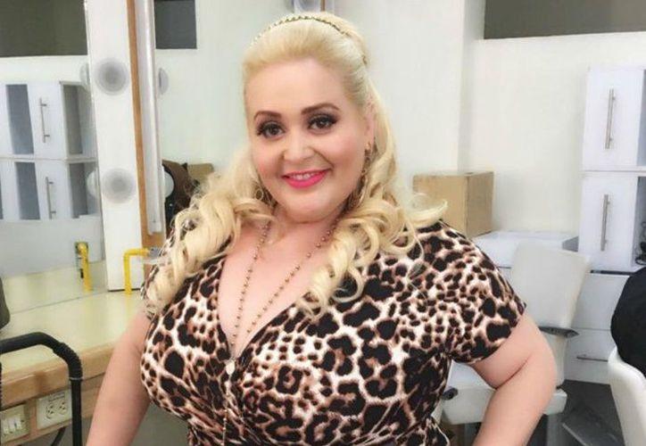 Sheyla dijo estar orgullosa de  haber formado parte de Televisa durante 23 años. (Internet)