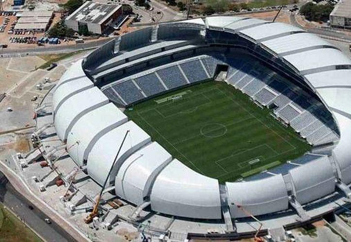 El estadio 'das Dunas' de la ciudad de Natal será la sede del primer encuentro de la selección de México en el Mundial. (mlssoccer.com)