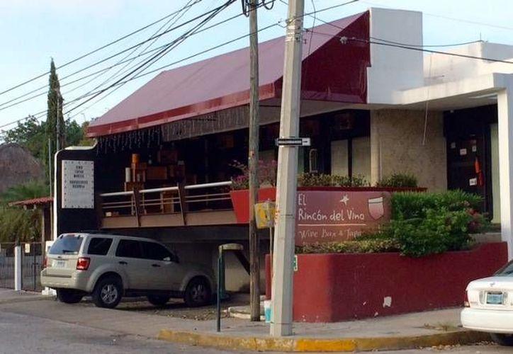 Tratan de impulsar el sector restaurantero con la cena de gala. (Victoria González/SIPSE)