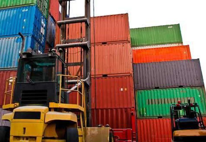El volumen del comercio no se ha visto afectado por ahora. (aztecanoticias.com.mx)