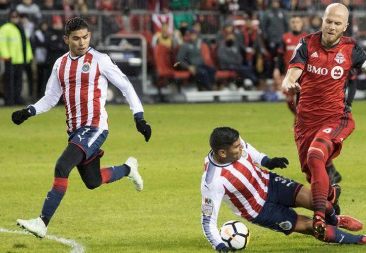 El Rebaño de Matías Almeyda recibió al Toronto FC como parte de la final de vuelta de la Liga de Campeones de Concacaf. (Contexto/Internet)